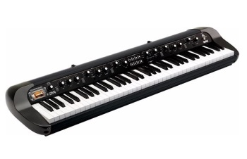 Korg SV-173 Digital Piano, Black
