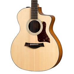 Taylor 114ce Grand Auditorium Cutaway Acoustic-Electric Guitar