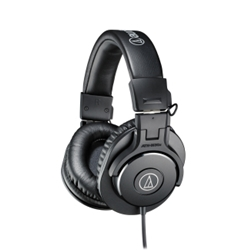 Audio-Technica ATHM30x Closed-back Monitor Headphones