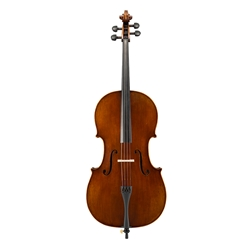 Ivan Dunov VC402 Superior 4/4 Cello Outfit