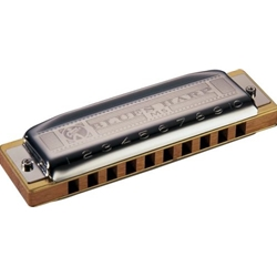 Hohner 532 Blues Harp Harmonica - Key of A
