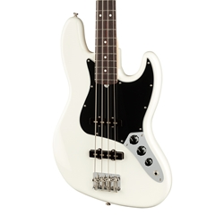 Fender American Performer Jazz Bass - Arctic White with Rosewood Fingerboard