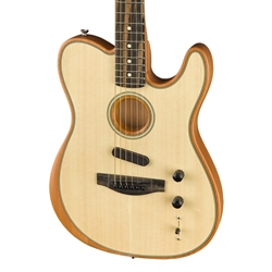 American Acoustasonic™ Telecaster® Acoustic-Electric Guitar - Natural
