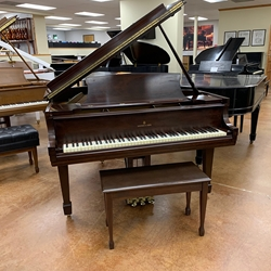 "1965 Steinway Model ""M"" 5'7"" Grand Piano"