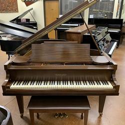 "'70s Chickering 5'3"" Baby Grand - Walnut"