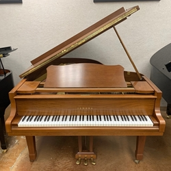 "1977 Yamaha G2 5'7"" Grand Piano - Walnut"