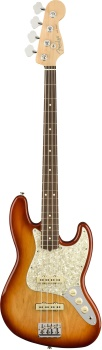 Fender Limited Edition Lightweight Ash American Professional Jazz Bass - Rosewood Fretboard