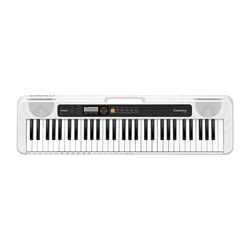 Casio CTS200 61-Key Portable CasioTone Keyboard - White